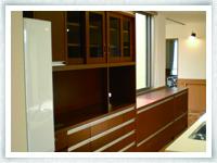 キッチン収納什器